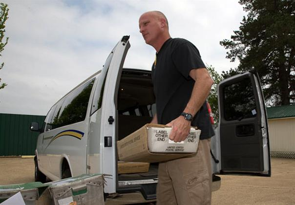 Airport Shuttle Service of East Texas Courier Services