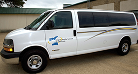 Airport Shuttle Service of East Texas